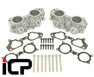 Fuji Racing Cast TGV Delete Kit Fits: Subaru Impreza 00-07 WRX STI GB270 RB320