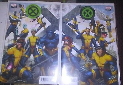 HOUSE OF X 4 & Powers Of X 4 Molina Connecting Var 2019 marvel comics