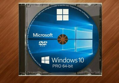 Genuine Windows 10 Pro Professional Key Retail License