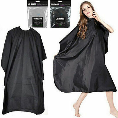 🔥 Professional Hairdressing Cape Barbers Gown Cutting Cover Salon Barber Apron