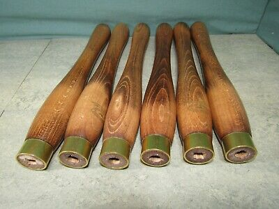 "Wood turning tool handles. X6 Crown tool handles, 14"" long."
