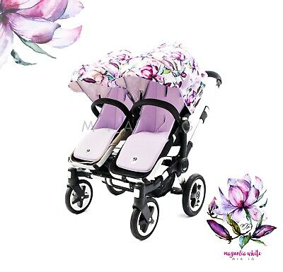 Colourpack to Bugaboo Donkey! :) Magnolia white & black <3