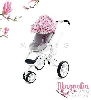 Colourpack to fit Quinny Moodd! Magnolia grey collection! :)