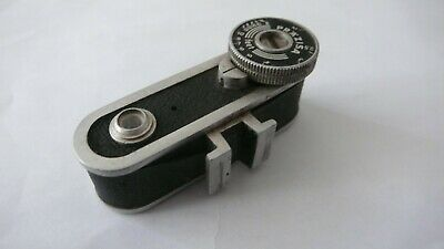 PRAZISA VINTAGE SHOE MOUNT Camera RANGEFINDER German Made