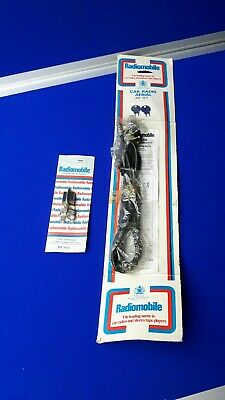Radiomobile Vintage Classic Car Antenna Unused