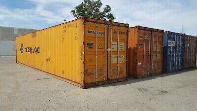 40'ft STD Storage Container Units, Shipping Container Unit, Shipping Containers