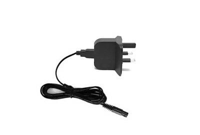 Mains Uk Plug & Charger For Andis Cordless Nation Lcl Uspro Li Fade Clipper