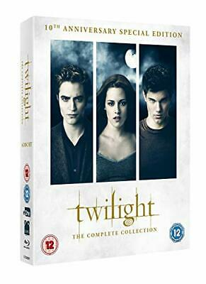 The Twilight Saga - The Complete Collection: 10th Anniversary Special [DVD]