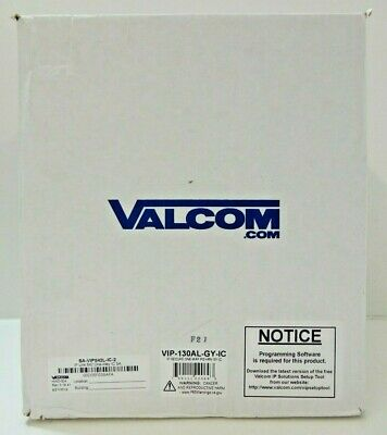 VALCOM ONE WAY Paging Adapter V-LPT - $29.76 | PicClick on