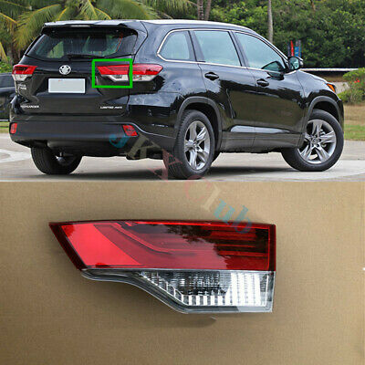 RH Right Inside k Rear Tail Light Brake Lamp Assy For Toyota Highlander 2017~19