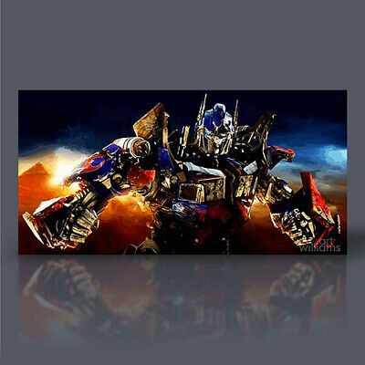 Transformers Optimus Prime  Giant XL Section Wall Art Poster VG147