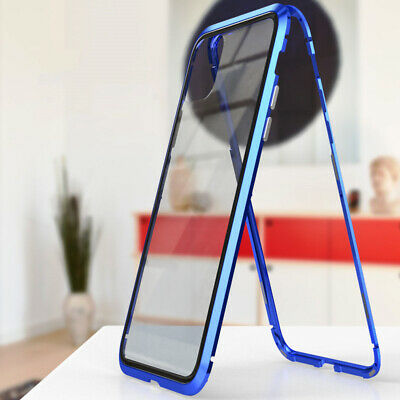 360° Front & Back Case Coque Magnetic Bumper Cover Pr iPhone 11 Pro Max XS XR