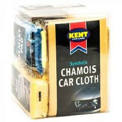 Kent Car Care Valet Kit - 8 Essential Cleaning Products [KCC8]