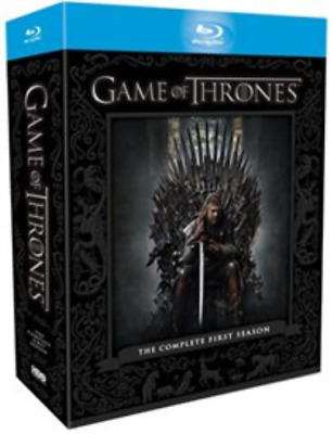 Maisie Williams, Sophie Turner-Game of Thrones: The Comp (UK IMPORT) Blu-ray NEW