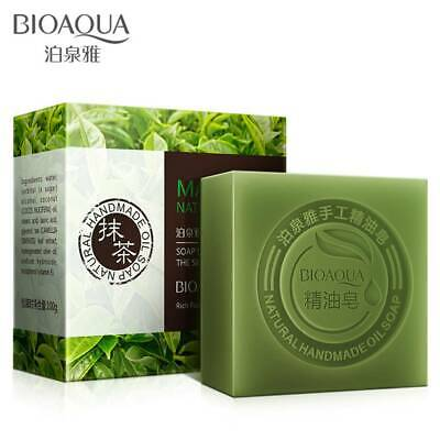 BIOAQUA Natural Herbal Essential Oil Soap Whitening Handmade Deep Cleansing