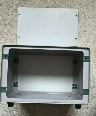 Electronics Hobby Project Enclosure Case Metal Unused  Listing 2 of 2 NOS