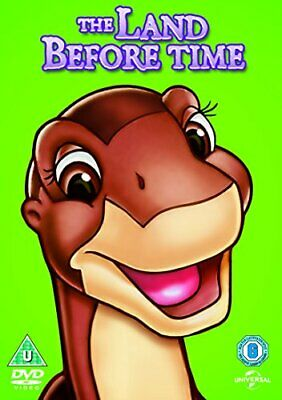 The Land Before Time [DVD][Region 2]
