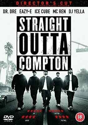 Straight Outta Compton [DVD][Region 2]