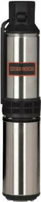 Red Lion 14942405 Submersible Deep Well Pump with Control Box, 1/2-HP 12-GPM 3-