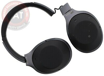 Sony WH-1000XM2 Bluetooth Noise Cancelling Wireless Headphones Black For Parts☝