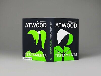 Margaret Atwood - The Testaments: Sequel to The Handmaid's Tale (Hardcover) Book