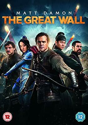 The Great Wall (+ digital download) [2017] [DVD][Region 2]
