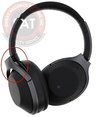 Sony WH-1000XM2 Bluetooth Noise Cancelling Wireless Headphones Black -For Parts☝