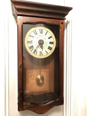 antique clock - New England Clock - PRISTINE and BEAUTIFUL example