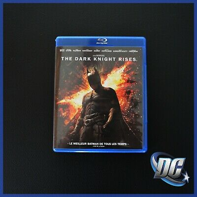 Blu Ray Batman THE DARK KNIGHT RISES [comme neuf]