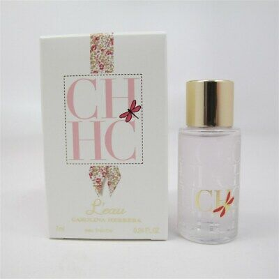 CH L'EAU BY Carolina Herrera 0.24 oz 7 ml MINI Eau Fraiche