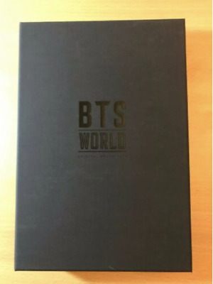 BTS Official World Soundtrack OST CD + Photobook Only [No PC]