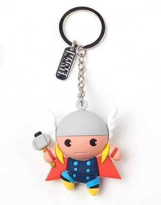 Marvel 3D Rubber Keychain Thor Character 7 cm Difuzed Keychain