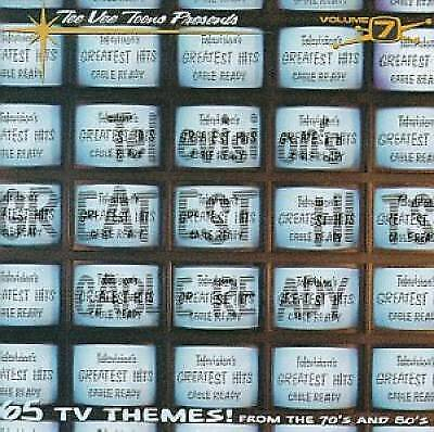 Television's Greatest Hits, Vol. 7: Cable Ready by Various Artists