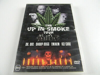 The Up In Smoke Tour - DVD R4 PAL