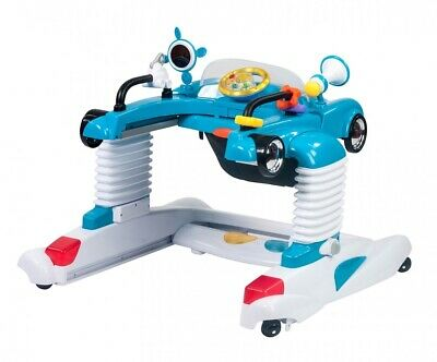 Steelcraft Beepa 4 in 1 Baby Walker, Turquoise