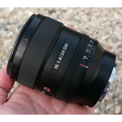 Sony FE 24mm F1.4 GM SEL24F14GM Lens From US