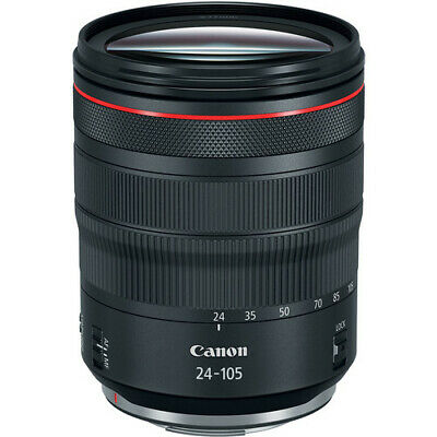 Canon RF 24-105mm f/4 L IS USM Lens From US