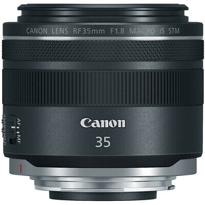 Canon RF 35mm f/1.8 Macro IS STM Lens From US