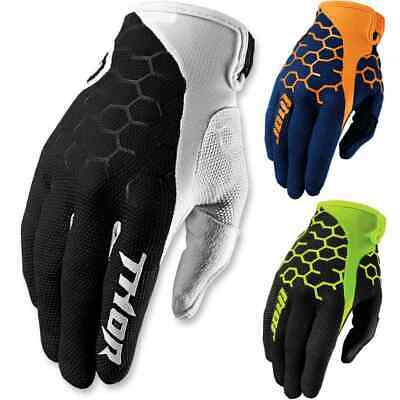 Thor MX Draft Comb Mens Off Road Dirt Bike ATV Motocross Gloves