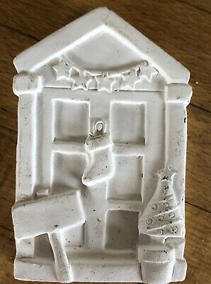 Latex Mould for making this Small Xmas Door