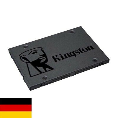 Kingston Digital A400 SSD SATA3 2,5 Zoll Interne SSD HDD 120 240 GB für Notebook