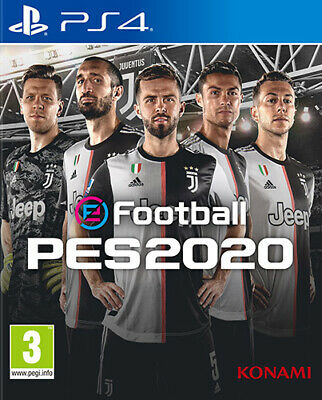 EFootball PRO 2020 Play Evolution Soccer (Calcio) Juventus Ed. PS4 Playstation 4