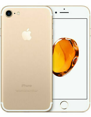 Apple iPhone 7 128GB Gold Oro Smartphone Nuovo Top Seller