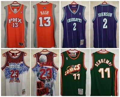 Lote Camisetas Nba  (Xl)