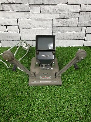 Vintage Minette M-1 8mm Film Viewer Editor Eight - Used Condition