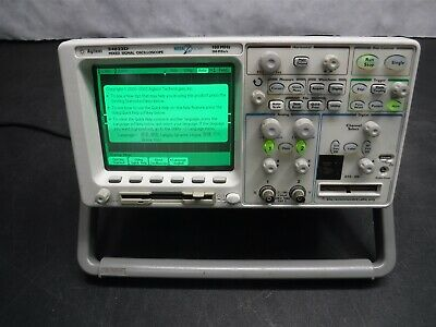 Used Agilent 54622D Mixed Signal Oscilloscope P11