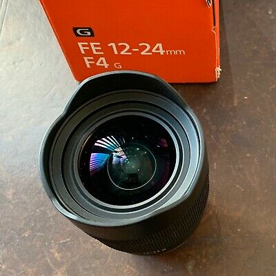 Sony SEL1224G 12-24mm Top Ultraweitwinkelobjektiv !   im Originalkarton