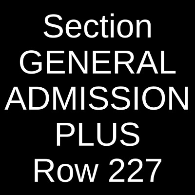 2 Tickets Austin City Limits Festival Weekend One: Mumford and Sons, 10/6/19
