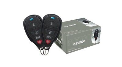 Python 4105P 1-Way Remote Start Complete System 1/4-Mile Range Brand New L@@K