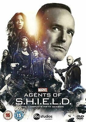 Agents Of Shield Season 5 DVD Box Set Brand New And Sealed